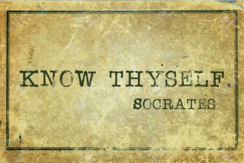 Know thyself, organization change, assessment, strategic planning, leadership